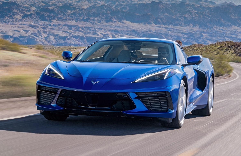 2022 C8 Corvette