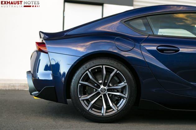 2021 Toyota GR Supra GT