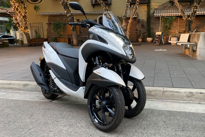2021 Yamaha Tricity 155
