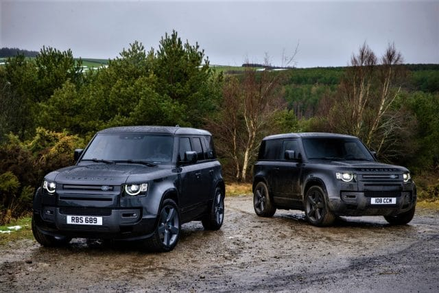 2021 Land Rover Defender V8