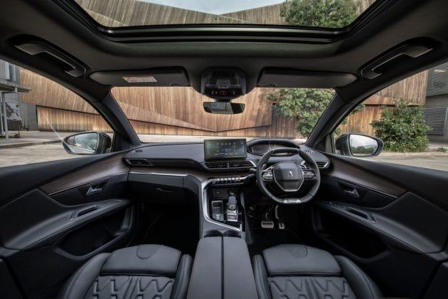 2021 Peugeot 5008 GT