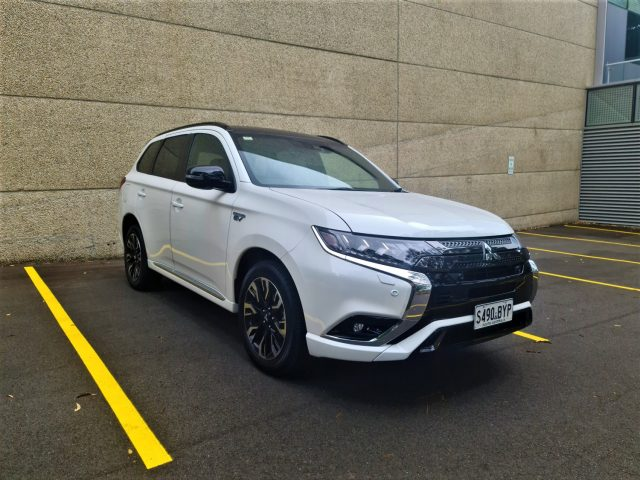 2021 Mitsubishi Outlander GSR PHEV