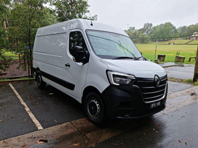 2021 Renault Master MWB Pro
