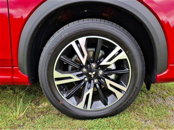 2021 Mitsubishi Eclipse Cross Exceed