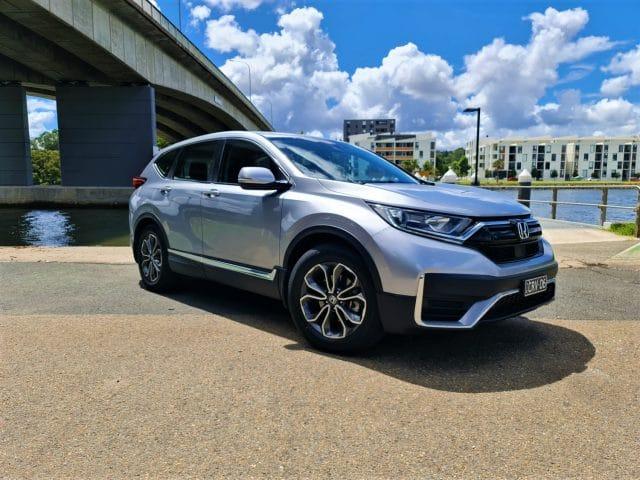 2021 Honda CR-V VTi-X