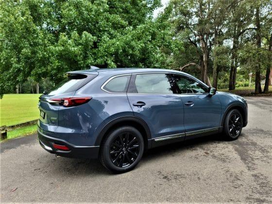 2021 Mazda CX-9 GT SP AWD