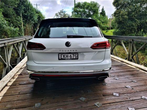 2021 Volkswagen Touareg 170TDI