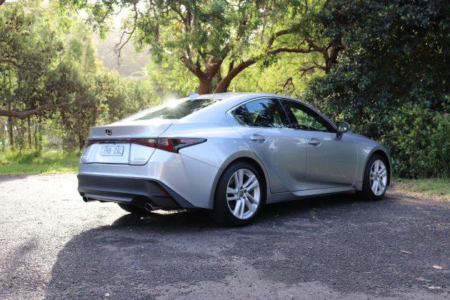2021 Lexus IS 300 Luxury