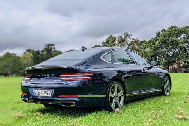 2021 Genesis G80 3.5T AWD Luxury