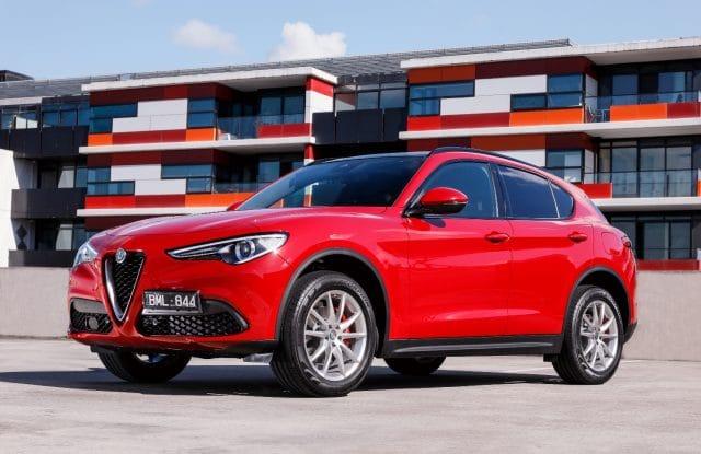 2021 Alfa Romeo Stelvio Sport