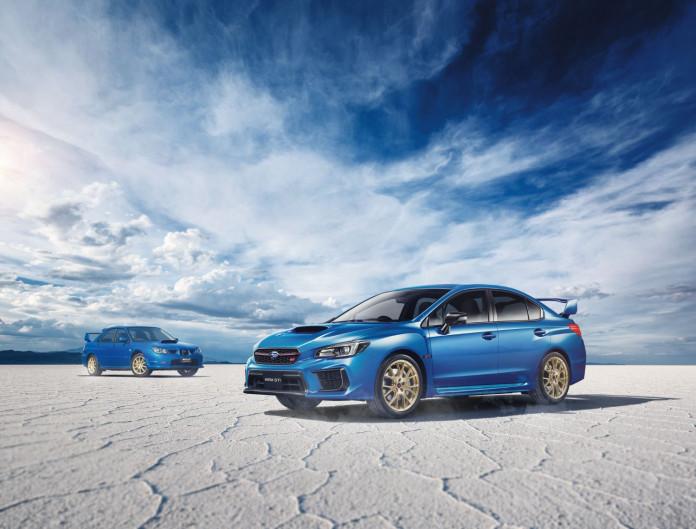 2021 Subaru WRX STI EJ25 Final Edition