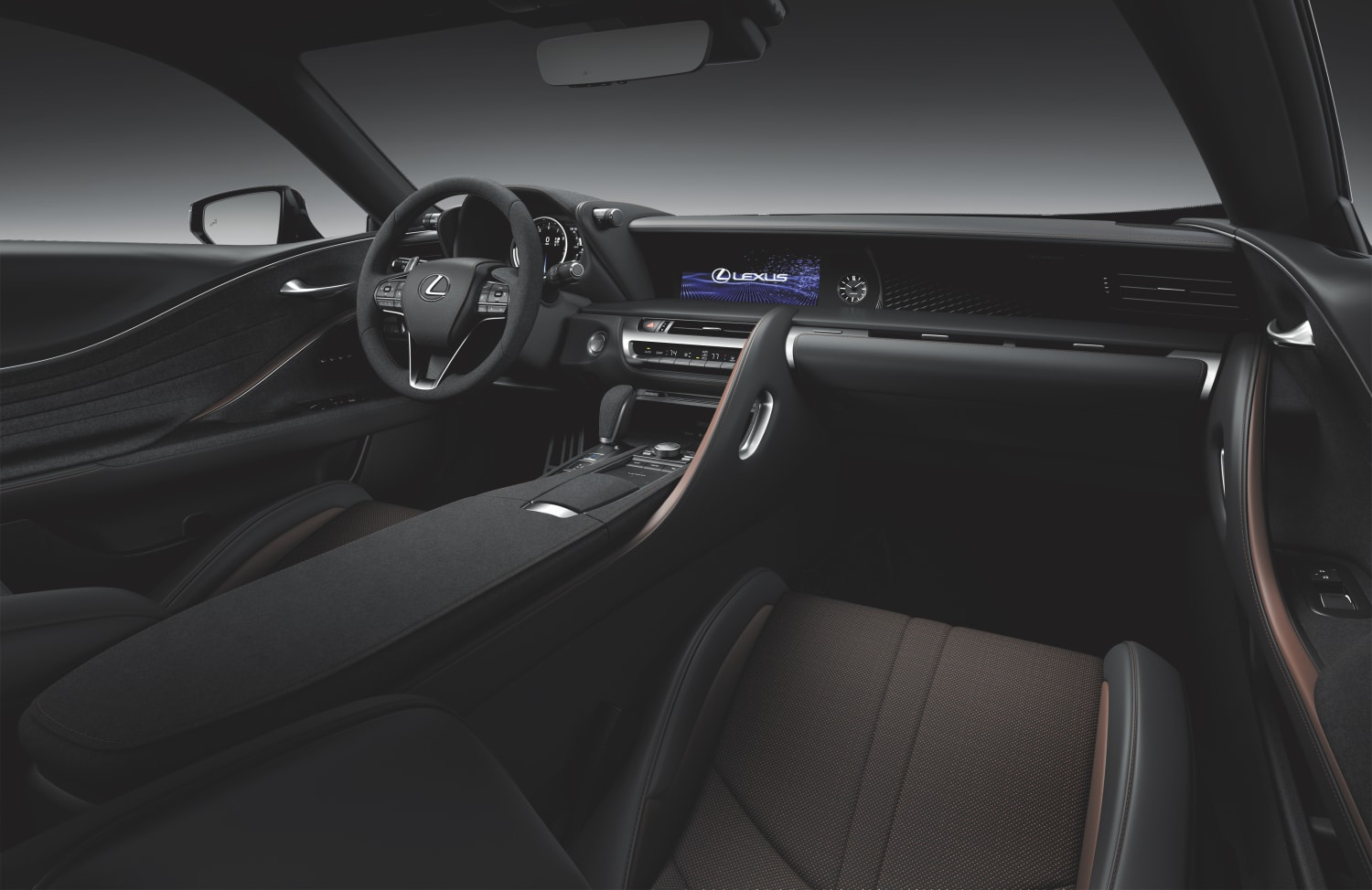 2021 Lexus LC Inspiration Series special edition