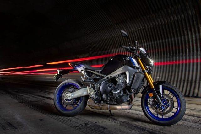 2021 Yamaha MT-09SP