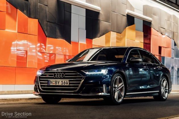 2021 Audi S8 TFSI