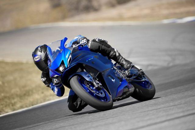 2022 Yamaha YZF-R7