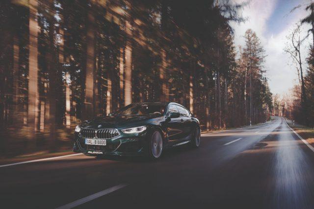 2021 BMW ALPINA B8 Gran Coupe