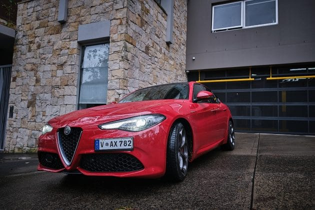 2021 Alfa Romeo Giulia Veloce