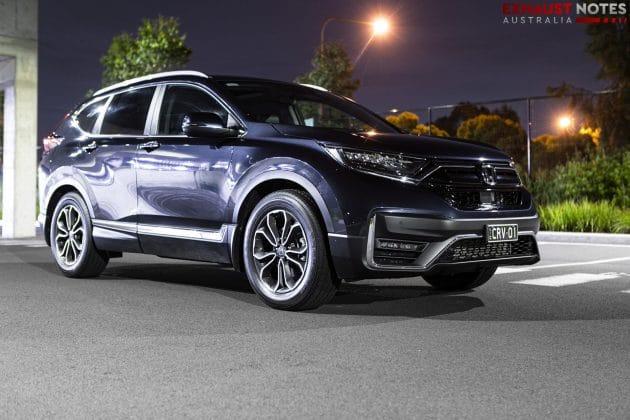 2021 Honda CR-V VTi L7
