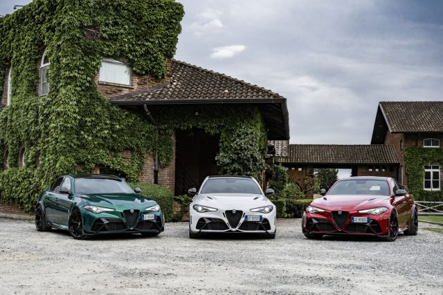 Alfa Romeo Giulia GTA and GTAm bound for Australia