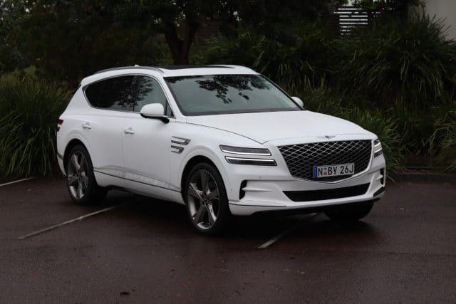 2021 Genesis GV80 3.0D AWD Luxury