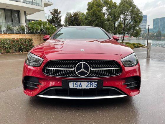 2021 Mercedes-Benz E 300 Coupe