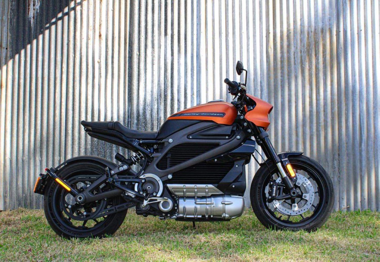 2021 Harley-Davidson Livewire