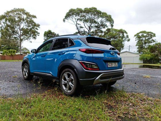 2021 Hyundai Kona Elite