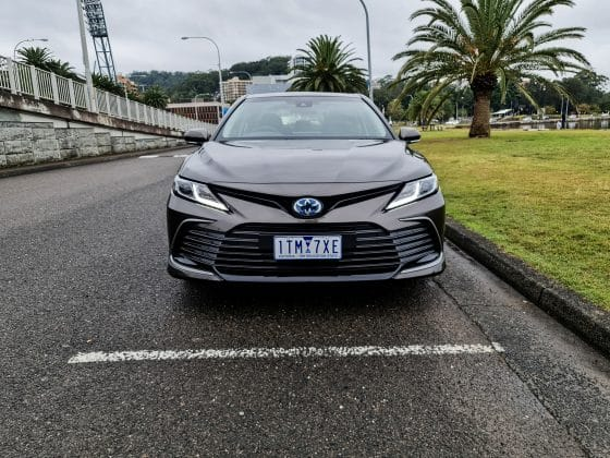 2021 Toyota Camry Ascent Hybrid