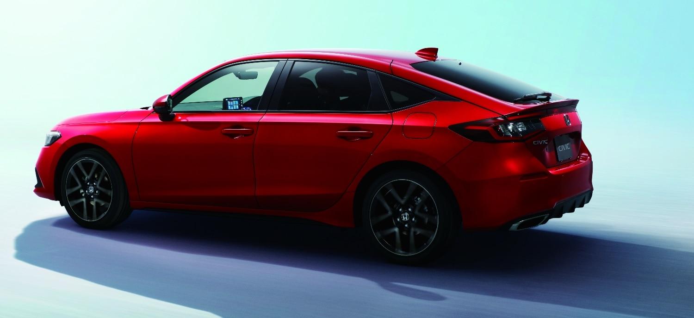 2022 Honda Civic hatch