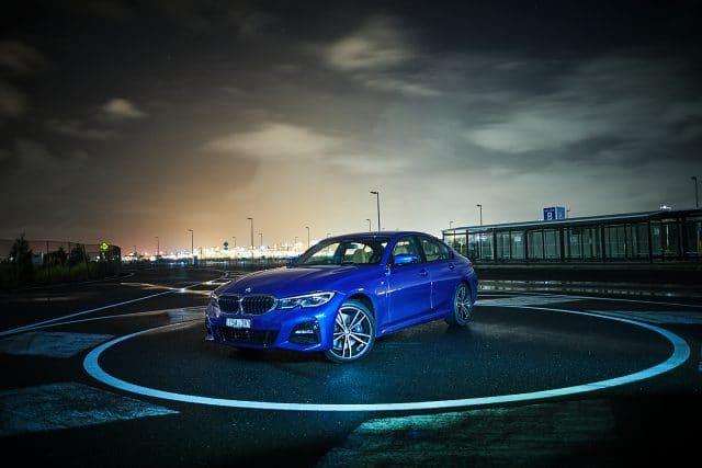 2021 BMW 330e PHEV M Sport