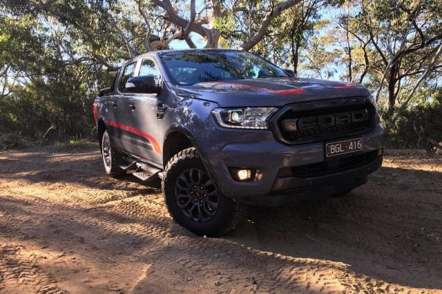2021 Ford Ranger FX4 MAX