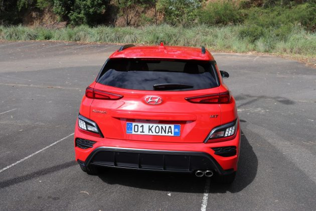 2021 Hyundai Kona N Line Premium