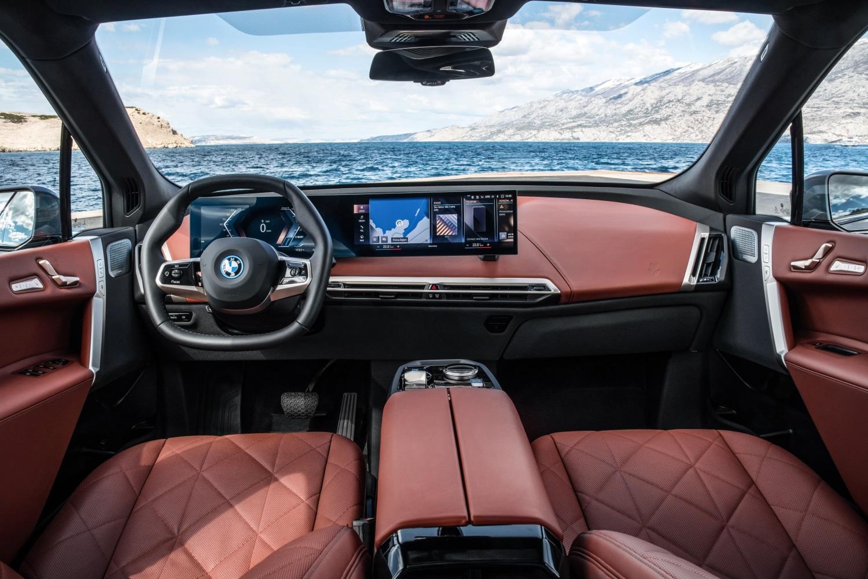 BMW iX SUV
