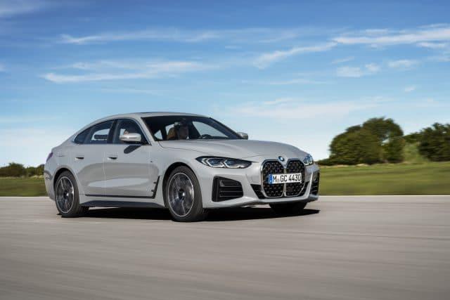 2021 BMW 4 Series Gran Coupé
