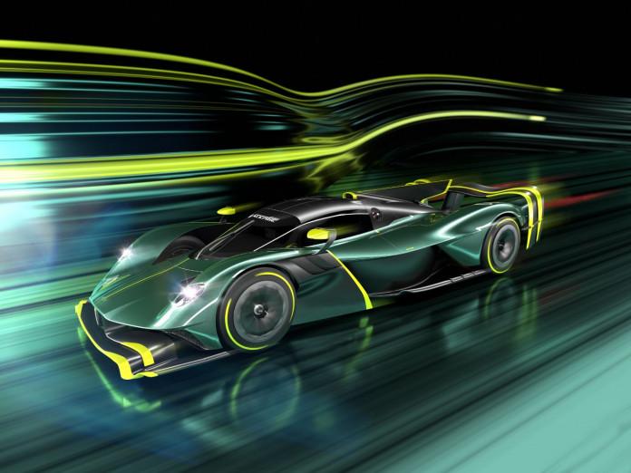 2021 Aston Martin Valkyrie AMR Pro
