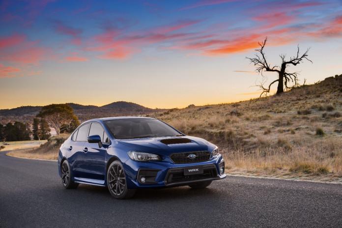 Generation 4 Subaru WRX