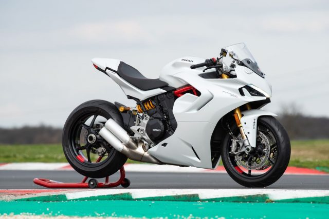 2021 Ducati SuperSport 950S