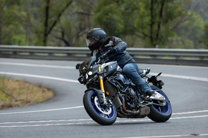 2021 Yamaha MT-10SP among motorcycle sales