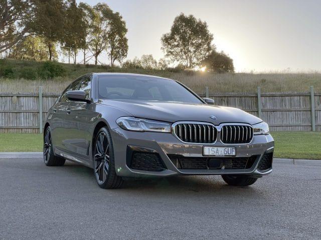 2021 BMW 530e LCI M Sport PHEV