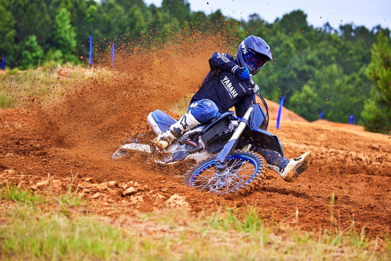 2022 Yamaha YZ250F