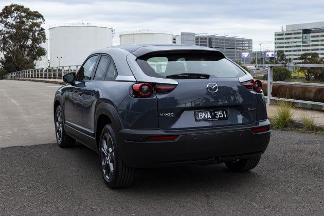 2021 Mazda MX-30 Astina Electric