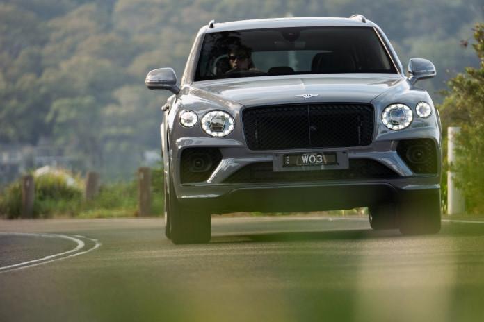 2021 Bentley Bentayga V8 First Edition