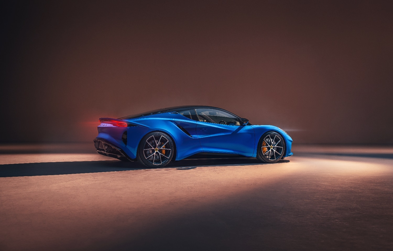 2022 Lotus Emira First Edition