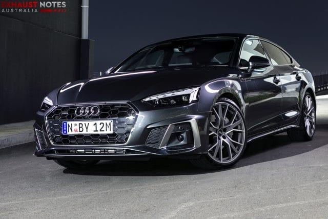 2021 Audi A5 45 TFSI Sportback