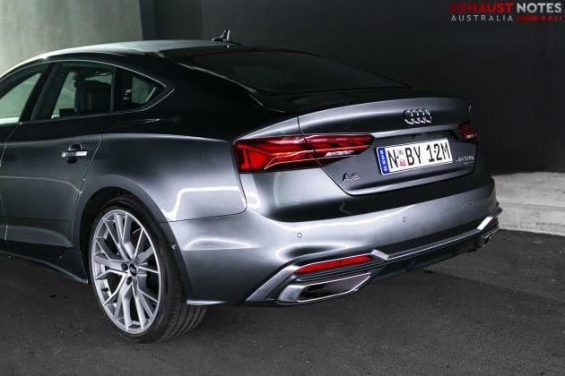 2021 Audi A5 45 TFSI Sportback S-Line