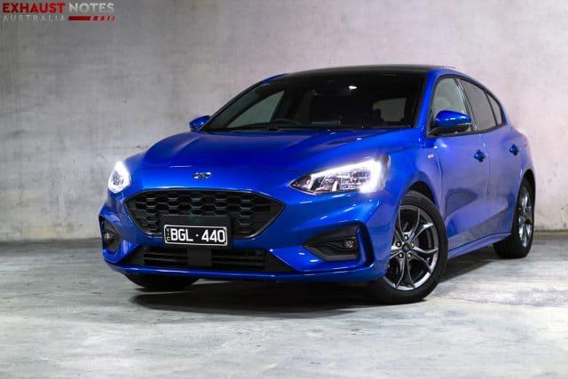 2021 Ford Focus ST-Line