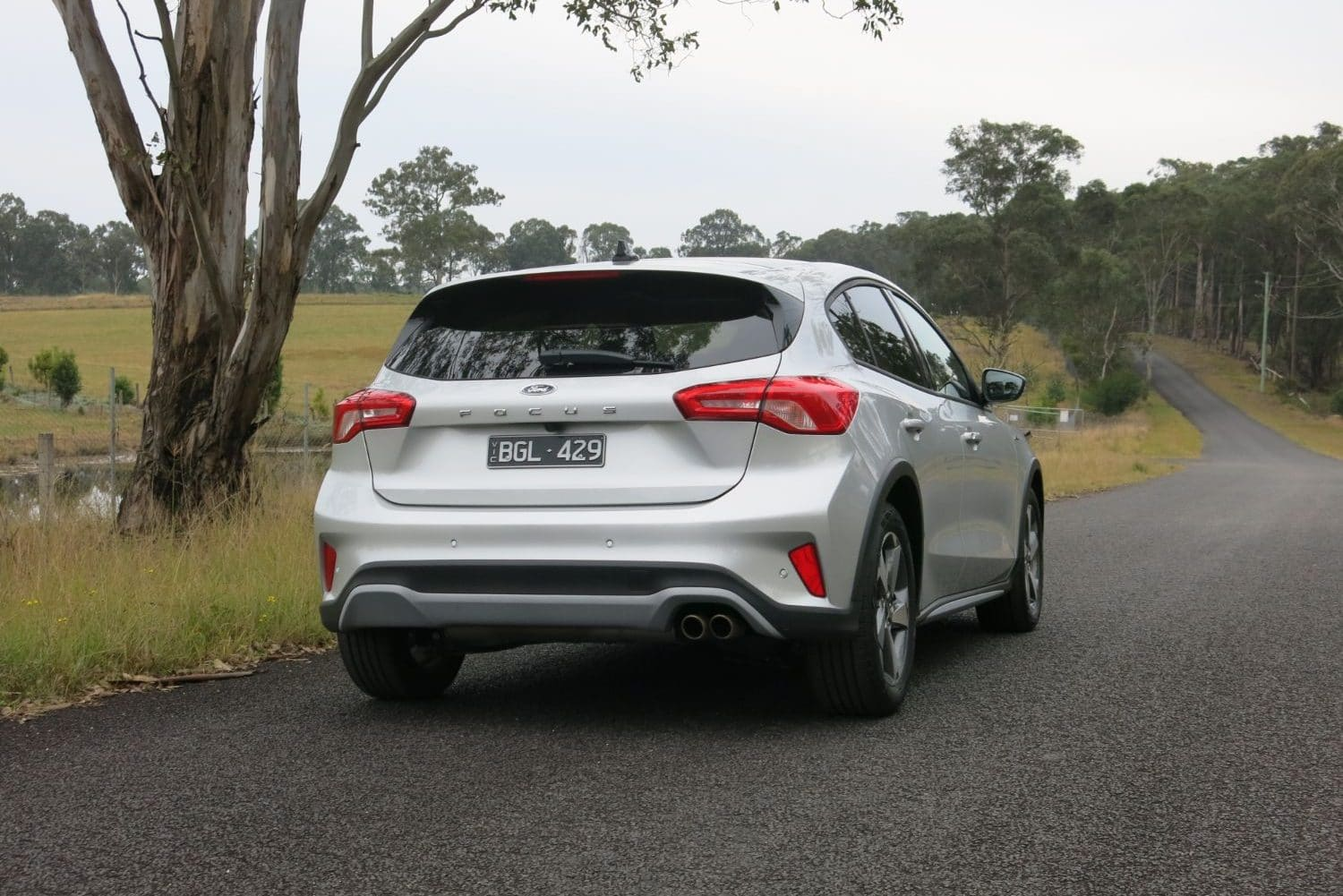 2021 Ford Focus Active