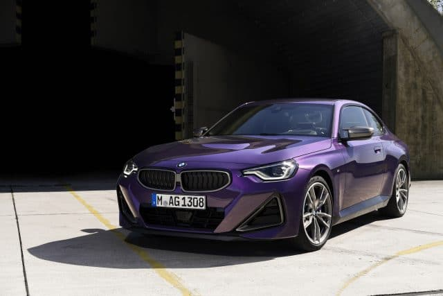 New BMW 2 Series Coupé bound for Australia in late 2021