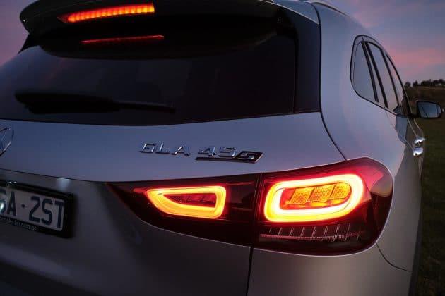 2021 Mercedes AMG GLA 45 S 4MATIC+