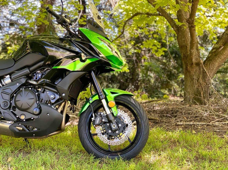 2021 Kawasaki Versys 650